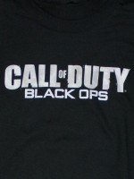gameshirts_Call of Duty_Black Ops_Logo T-Shirt
